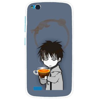 Snooky Printed Need Rest Mobile Back Cover For Gionee Elife E3 - Multi