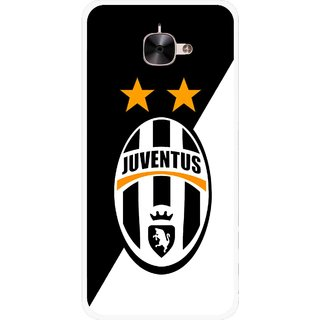 Snooky Printed Football Club Mobile Back Cover For Letv Le 2 - Multicolour