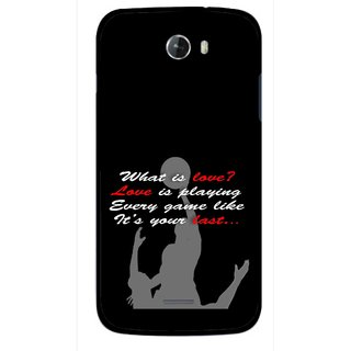 Snooky Printed Game Lover Mobile Back Cover For Micromax Bolt A068 - Multicolour