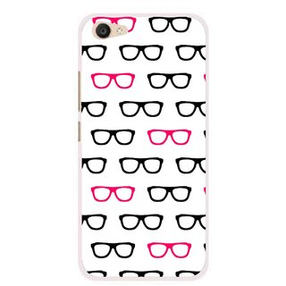 Snooky Printed Spectacles Mobile Back Cover For Vivo V5 Plus - Multi