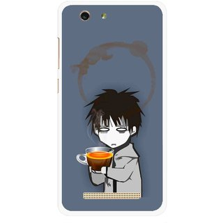 Snooky Printed Need Rest Mobile Back Cover For Gionee F103 pro - Multi
