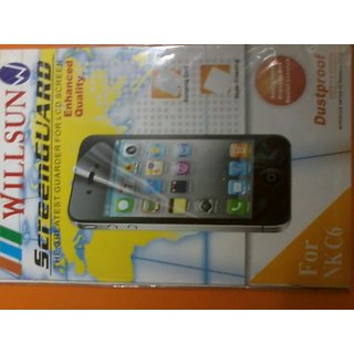 Screen Protector Scratch Guard for Samsung Galaxy S4 SIV I9500