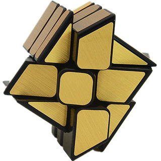 Smoothest And Fastest Mo Yu Golden Windmirror Puzzle Mirror Magic Speed Cube