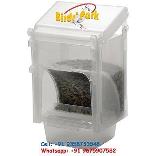 Birds seed feeder imported Italian for Canary Finch LoveBirds  Budgerigar