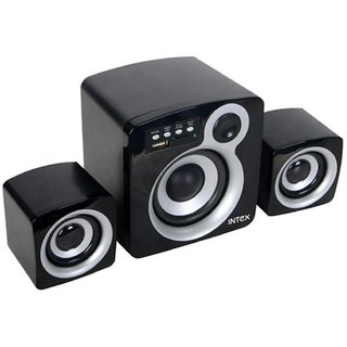 Intex IT-850U 2.1 Channel Multimedia Speakers