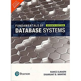 Fundamentals of Database Systems Models, Languages, Design and Application Programming 6/e  Elmasri  9788131792476