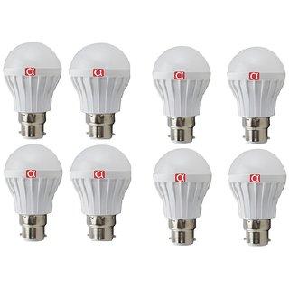 Alpha 5 Watt led bulb pack of 8