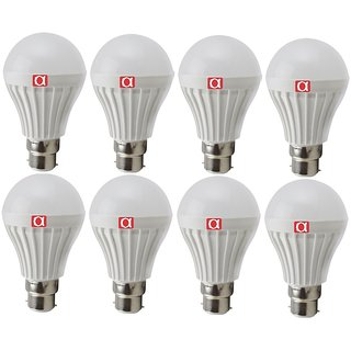 Alpha 7 Watt bulb pack of 8