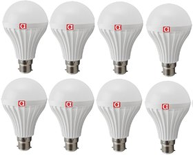 Alpha 9 Watt bulb pack of 8