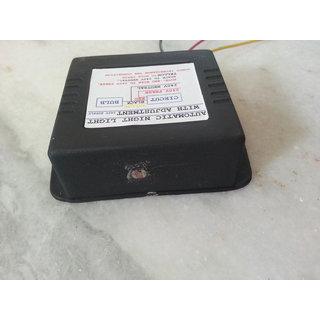 Automatic Day Night ON/OFF Switch with sensitivity adj. Sensor Switch 240V AC