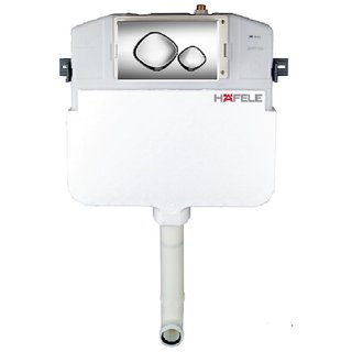 Hafele Premium Concealed Cistern 80MM With Plate