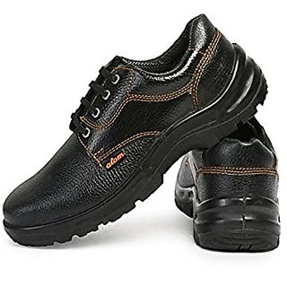 SAFETY SHOES WITH LIGHT WEIGHT ACME ATOM MODEL.