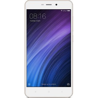 Redmi 4A (2GB,16GB) + Earphones combo offer