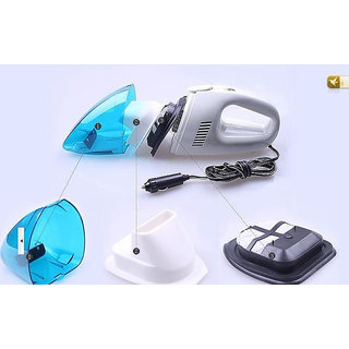 Car Vacuum Cleaner DC 12v Powerful  Vacuum High Power Fully Portable and Light