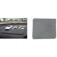 Set Of 3 Non-Slip Dashboard Sticky Mat (assorted Color)