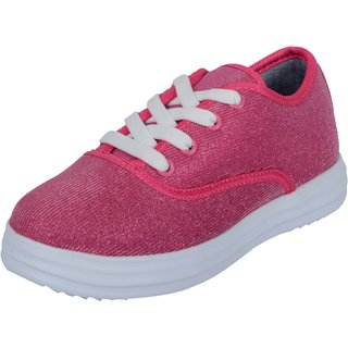 TEPCY Girls Lace Sneakers