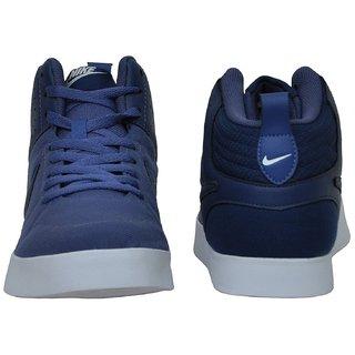 Blue Liteforce Iii Mid Sports Shoe