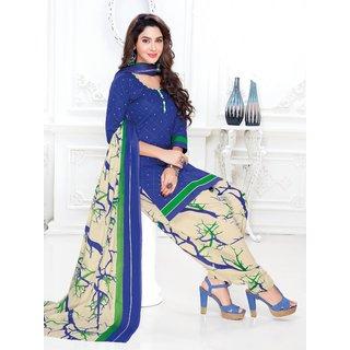 Sandhya Pure Cotton Dress Material / Churidar Suit for Women Unstitched