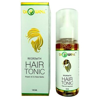 Biowell Regrowth Hair Tonic
