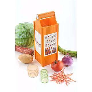 Stainless Steel Blades 4 In 1 Multi purpose Grater Slicer