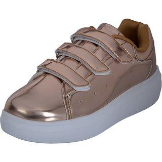TEPCY Girls Velcro Sneakers G