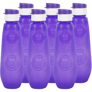 G-PET FB 1 Ltr Blue Bell (PP) - Purple  Pack Of 6 Bottles
