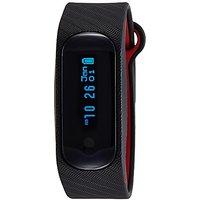 Fastrack Reflex Smartwatch Band Digital Black Dial Unis