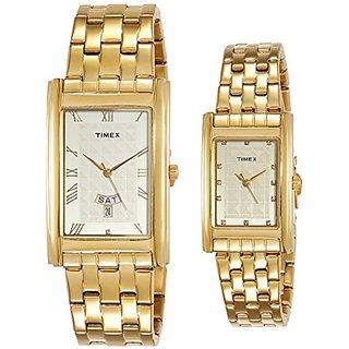 Timex Analog Multi Rectangle Watch -TW00PR201