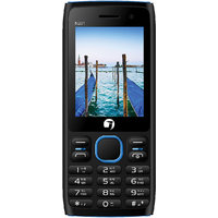 Jivi N201 Black-Blue Selfie Camera 2.4 Display Dual Sim