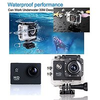 Branded24x7 12.2 MP Action Camera