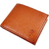 Woodland Men tan Leather Wallet