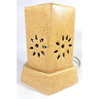 Ceramic Handmade Decorative Electric Aroma Oil Diffuser/Burner or Aroma Tea Light Diffuser