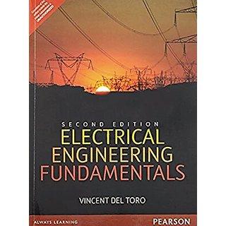 Electrical Engineering Fundamentals, 2e 9789332551763 DelToro