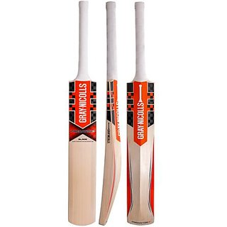 Gray Nicolls Kashmir Willow Cricket Bat Full Size SH With Cover