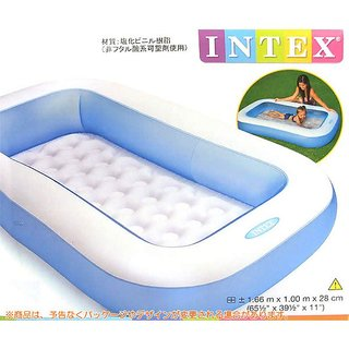 Intex Baby Bath Pool Rectangle Inflatable