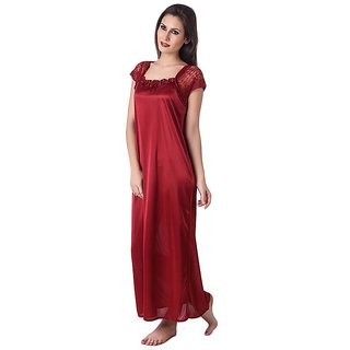 NIGHTY / MATERNITY DRESS satin Febric only on 199