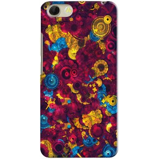 PREMIUM STUFF PRINTED BACK CASE COVER FOR VIVO Y53 DESIGN 5807