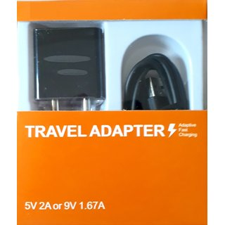 New 2 Amp redmi Charger With USB Cable For Redmi Note 3/ Note 4 /  5 / 4 available at ShopClues for Rs.887