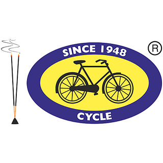 Cycle Pure Om Shanthi 3 Pack Big Size Pure Cup Sambrani