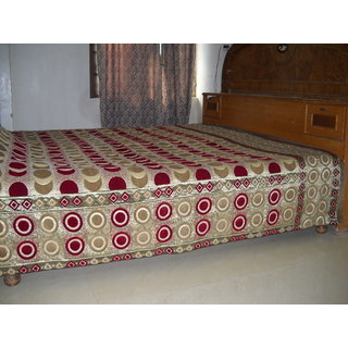 Exceptional Velvet Double Bed Sheet