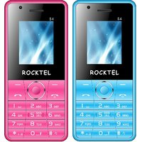 Rocktel Selfie S4 Combo (1.8 Bright Screen,1000mAH Orig