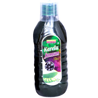 Pure Karela Jamun Juice