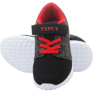 TEPCY Boys Lace Running Shoes