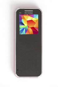 Kechaoda K33 Slim Card Size and Stylish Dual Sim Mobile With Camera And Flash Light (6 Months Seller Warranty)