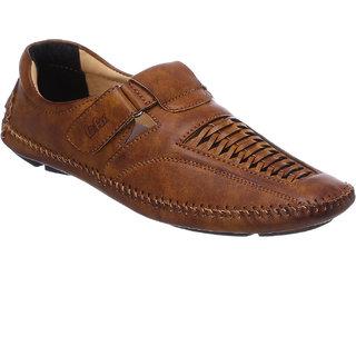 fee1634c080 Buy lee fox tobacco color designer shoe for men Online - Get 67% Off