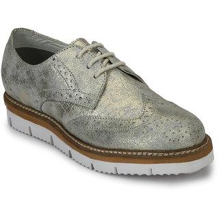 Alberto Torresi ECRU+BEIGE Sneakers
