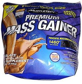 Muscletech Premium Mass Gainer - 12.0 Lbs 5.44kg (Choco