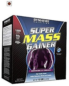 Dymatize Super Mass Gainer - 12 Lbs (Chocolate)