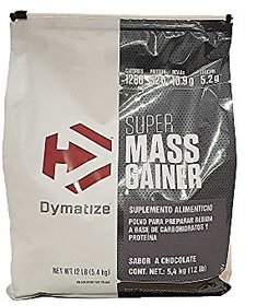 Dymatize Nutrition Super Mass Gainer - 12 Lbs (Rich Cho