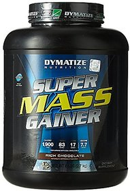 Dymatize Super Mass Gainer - 6 Lb (Chocolate)